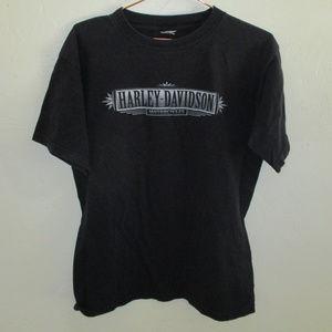 Golden Gate Harley Davidson T-Shirt Short Sleeve M
